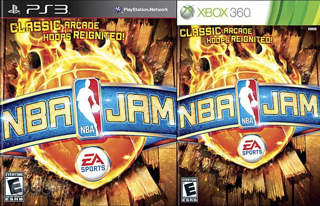 EA Sports NBA JAM Screenshot #2 for PS3