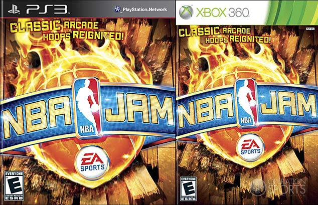 EA Sports NBA JAM Screenshot #21 for Xbox 360