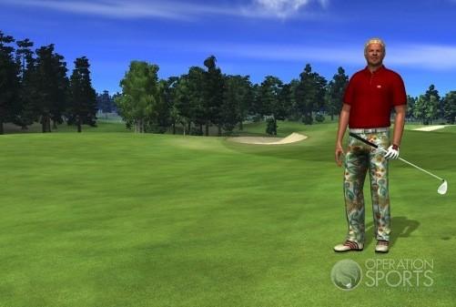 John Daly's ProStroke Golf Screenshot #1 for Xbox 360