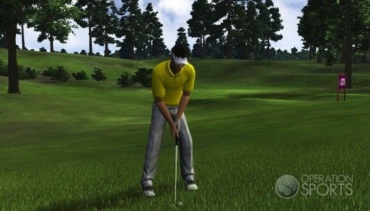 John Daly's ProStroke Golf Screenshot #2 for Xbox 360