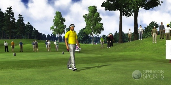 John Daly's ProStroke Golf Screenshot #4 for Xbox 360