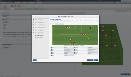 Football Manager 2011 Screenshot #1 for PC