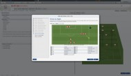 Football Manager 2011 screenshot #1 for PC - Click to view