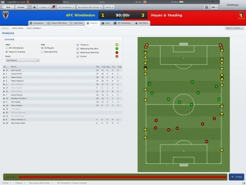 Football Manager 2011 Screenshot #2 for PC