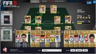 FIFA 11 Ultimate Team screenshot #1 for PS3 - Click to view