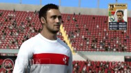 FIFA 11 Ultimate Team screenshot #6 for Xbox 360 - Click to view