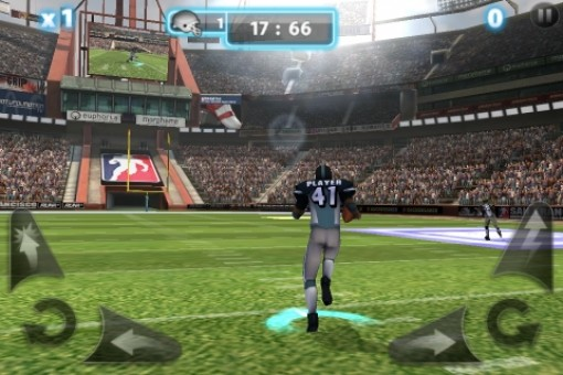 Backbreaker 2: Vengeance Screenshot #1 for iPhone