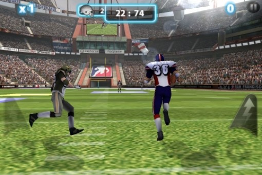 Backbreaker 2: Vengeance Screenshot #2 for iPhone