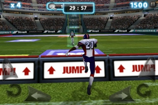 Backbreaker 2: Vengeance Screenshot #4 for iPhone