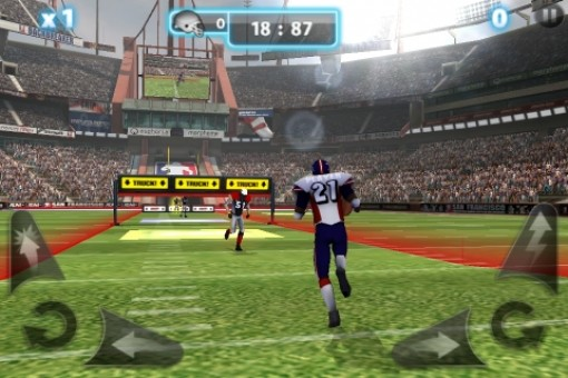 Backbreaker 2: Vengeance Screenshot #5 for iPhone