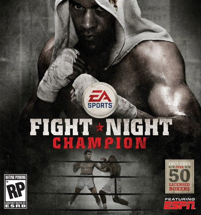 Fight Night Champion Screenshot #12 for PS3