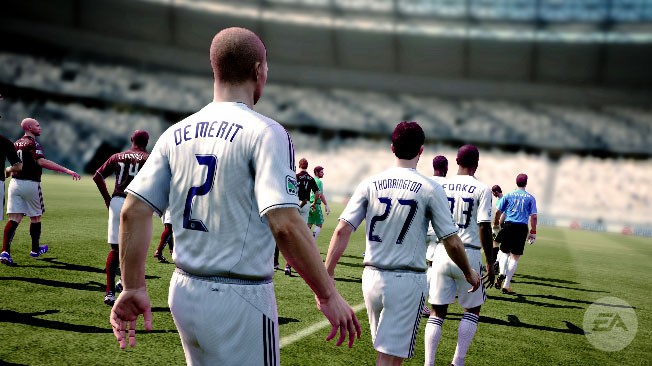 FIFA Soccer 12 Screenshot #1 for Xbox 360