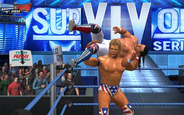 WWE Smackdown vs. Raw 2011 Screenshot #14 for Xbox 360