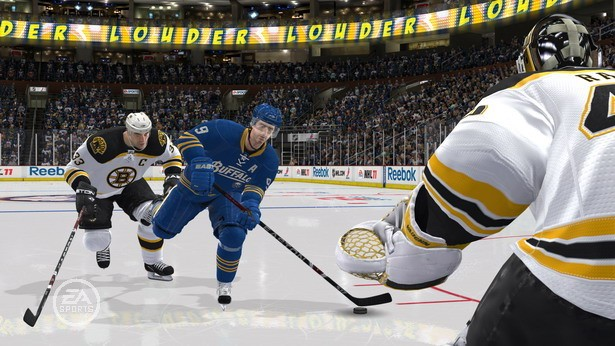 NHL 11 Screenshot #110 for Xbox 360