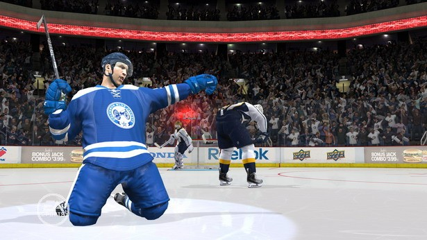 NHL 11 Screenshot #112 for Xbox 360