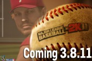 Major League Baseball 2K11 screenshot #3 for PS3 - Click to view