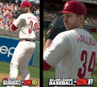 Major League Baseball 2K11 screenshot #4 for PS3 - Click to view