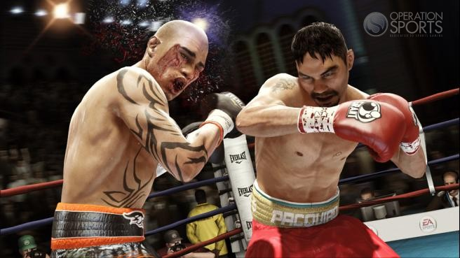 Fight Night Champion Screenshot #18 for PS3