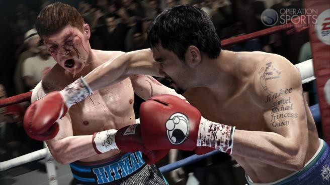 Fight Night Champion Screenshot #21 for PS3