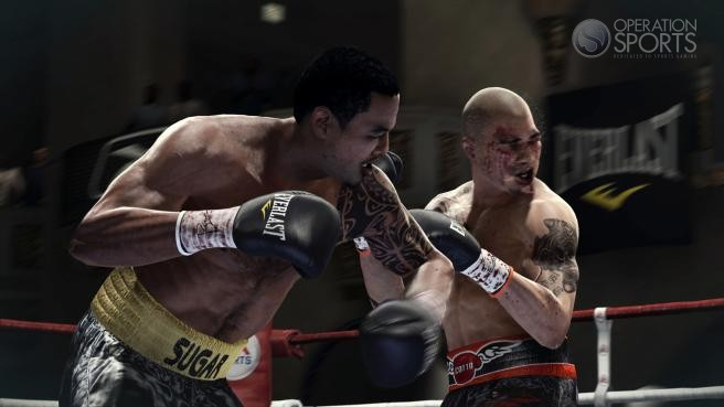 Fight Night Champion Screenshot #24 for Xbox 360