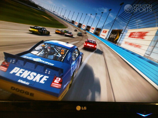 NASCAR The Game 2011 Screenshot #86 for Xbox 360