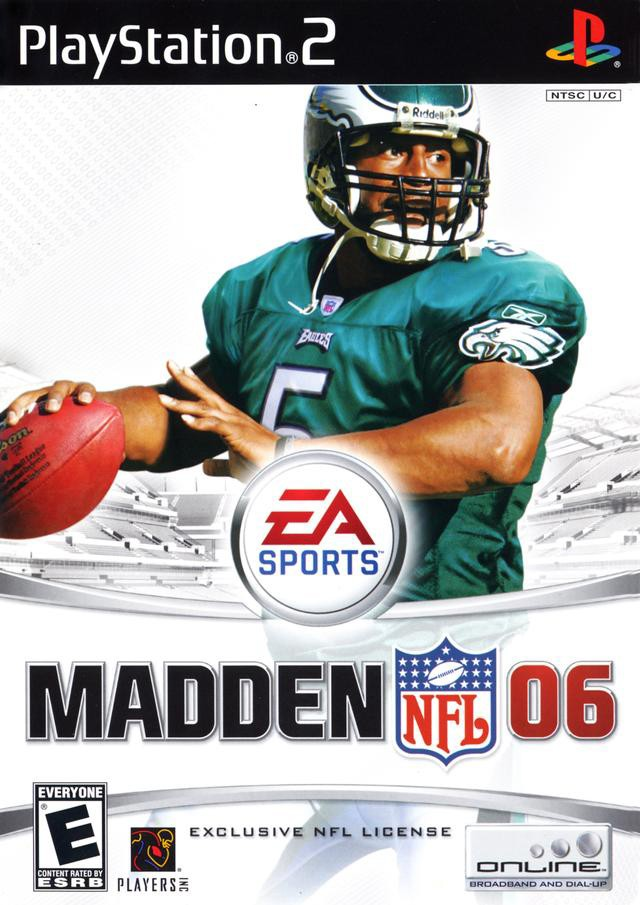 Madden NFL 06 Screenshot #4 for Xbox