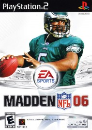 Madden NFL 06 screenshot #1 for Xbox - Click to view