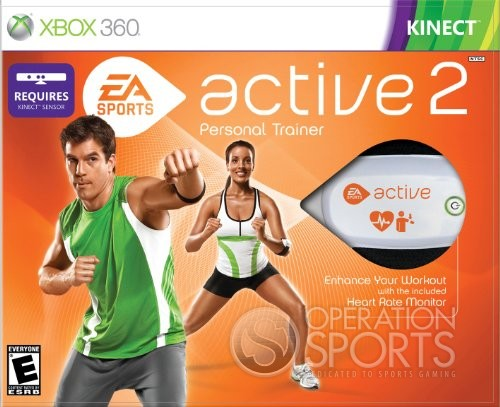 EA Sports Active 2 Screenshot #4 for Xbox 360