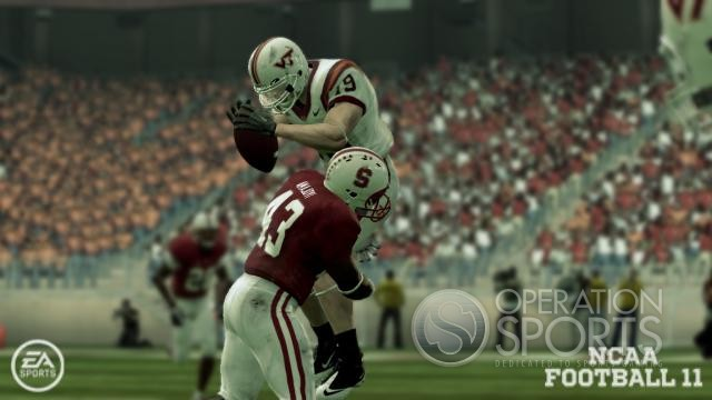 NCAA Football 11 Screenshot #133 for PS3