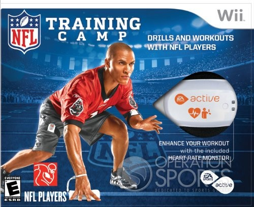 EA Sports Active NFL Training Camp Screenshot #2 for Wii
