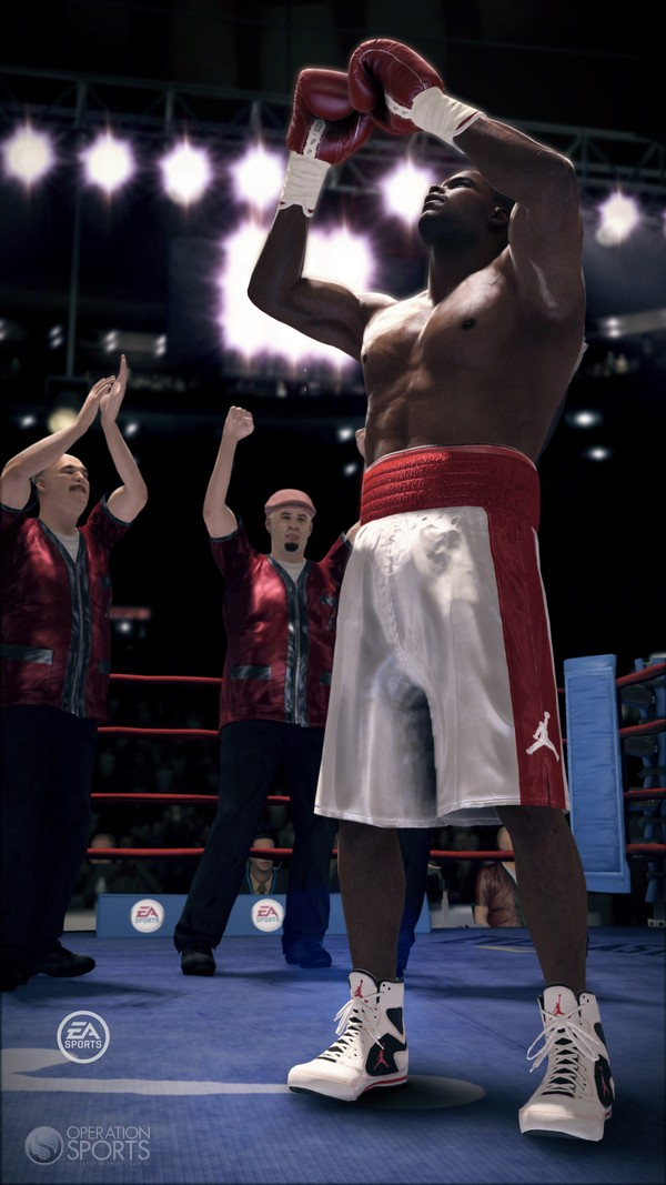 Fight Night Champion Screenshot #27 for Xbox 360