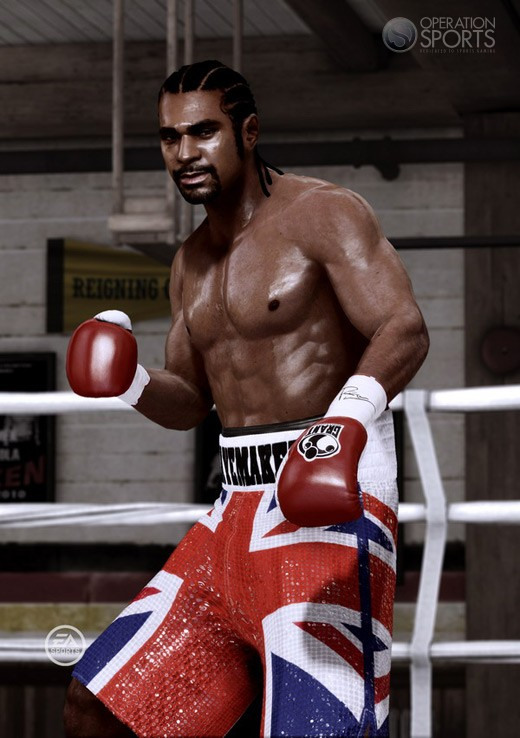 Fight Night Champion Screenshot #29 for Xbox 360