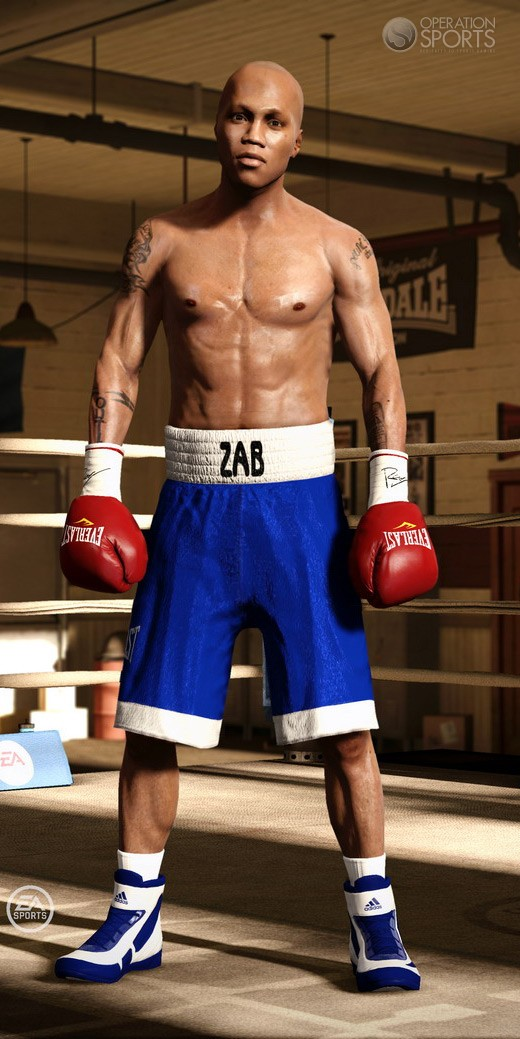 Fight Night Champion Screenshot #32 for Xbox 360