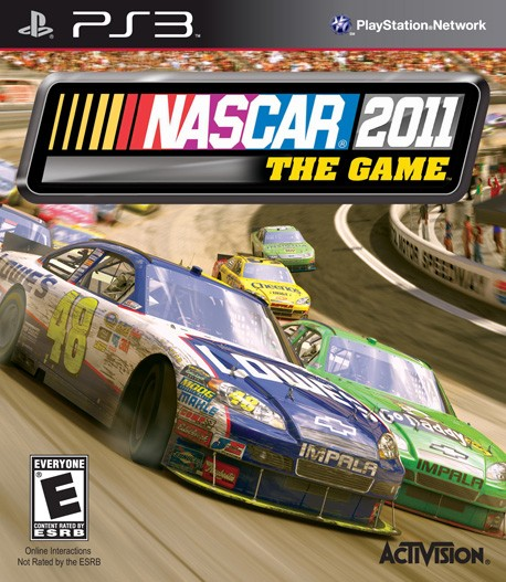 NASCAR The Game 2011 Screenshot #1 for PS3
