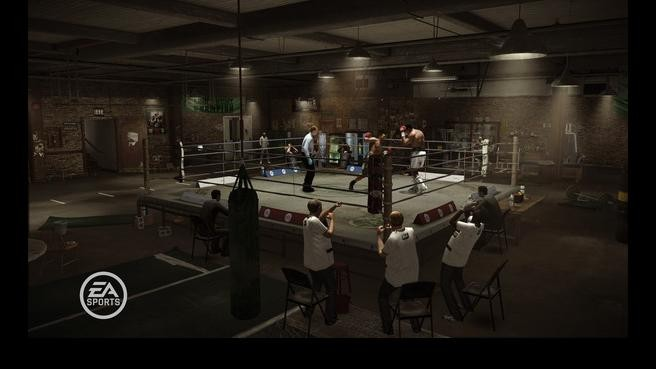 Fight Night Champion Screenshot #34 for Xbox 360