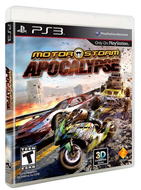 MotorStorm Apocalypse Screenshot #33 for PS3