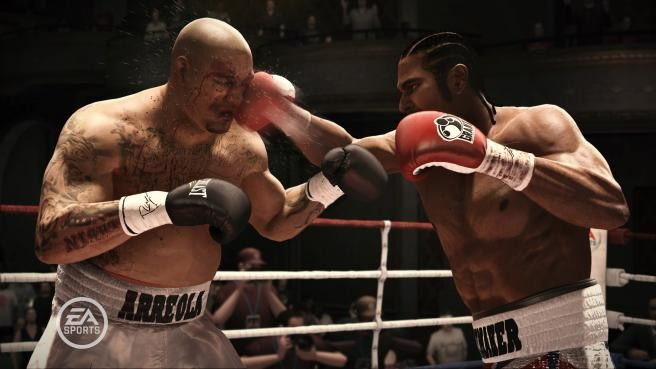 Fight Night Champion Screenshot #40 for Xbox 360