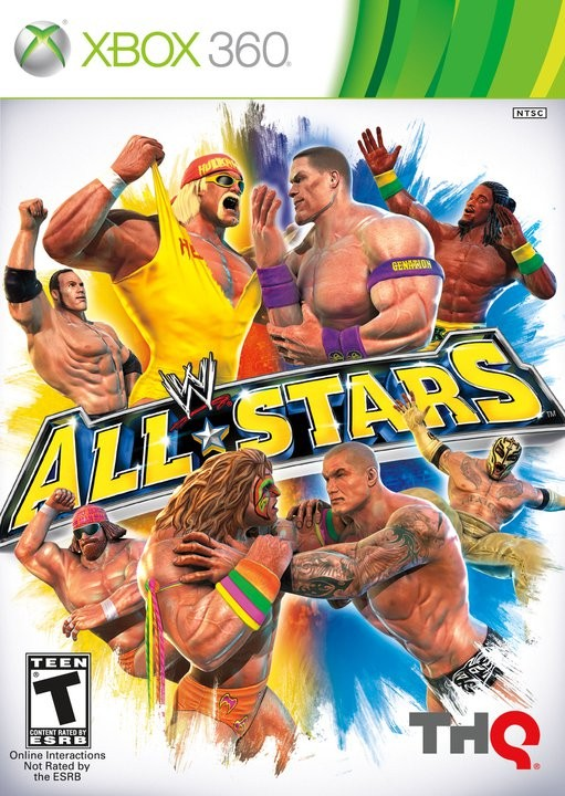 WWE All Stars Screenshot #23 for Xbox 360
