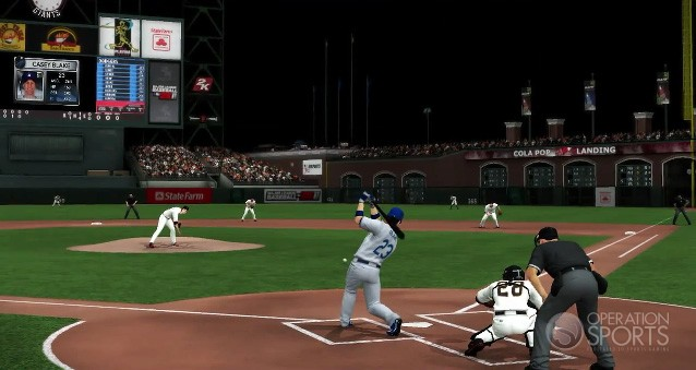 Major League Baseball 2K11 Screenshot #10 for Xbox 360