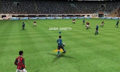Pro Evolution Soccer 2011 3D Screenshot #1 for 3DS