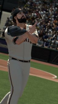 Major League Baseball 2K11 screenshot #5 for PS3 - Click to view