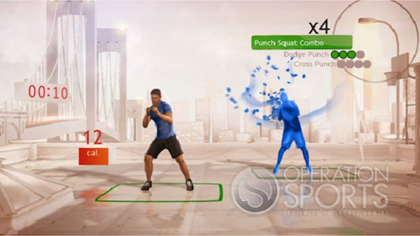 Your Shape: Fitness Evolved Screenshot #1 for Xbox 360