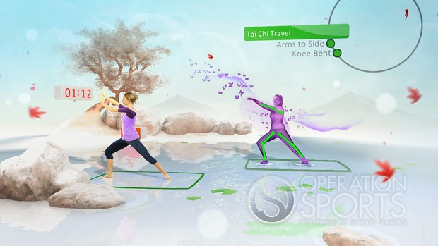 Your Shape: Fitness Evolved Screenshot #2 for Xbox 360