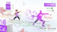 Your Shape: Fitness Evolved screenshot #4 for Xbox 360 - Click to view