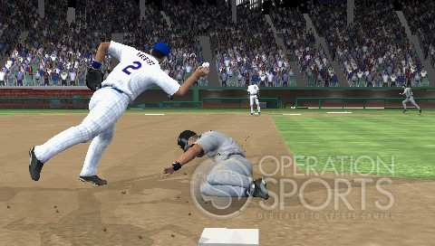 MLB '10: The Show Screenshot #1 for PSP