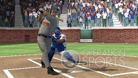 MLB '10: The Show Screenshot #2 for PSP