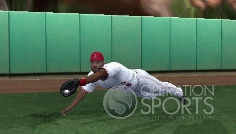 MLB '10: The Show Screenshot #3 for PSP