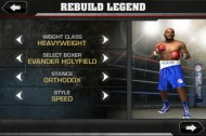 Fight Night Champion screenshot #3 for iPhone - Click to view