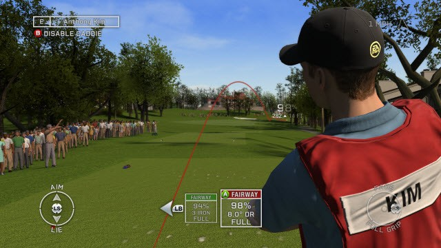 Tiger Woods PGA TOUR 12: The Masters Screenshot #40 for Xbox 360