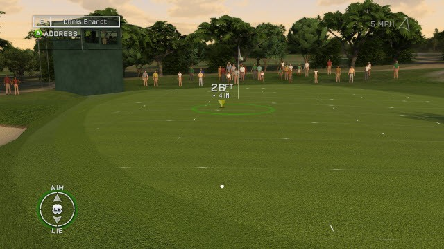 Tiger Woods PGA TOUR 12: The Masters Screenshot #46 for Xbox 360